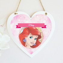 Disney Princess Ariel - Hanging Heart