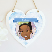 Disney Princess Tiana - Hanging Heart
