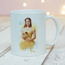 Beauty And The Beast Belle - Ceramic Mug