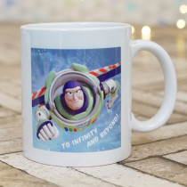 Disney Pixar Toy Story Buzz To Infinity - Ceramic Mug
