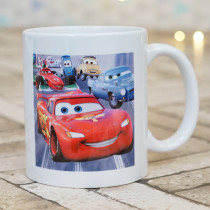 Disney Pixar Cars Lightening McQueen - Ceramic Mug