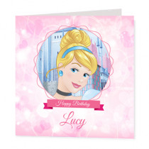 Disney Princess Cinderella - Luxury Greeting Card