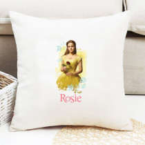 Beauty And The Beast Belle - Cushion