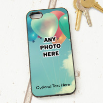 Personalised Photo Phone Case - iPhone 5 One Photo