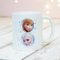 Disney Frozen Elsa And Anna - Ceramic Mug