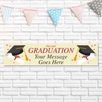 Graduation - Personalised Banner