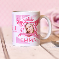 Personalised Her Royal Hot Drink Mug