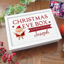 Personalised Christmas Eve Box - Santa Design