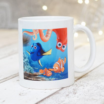 Disney Pixar Finding Nemo And Dory - Ceramic Mug