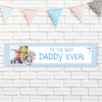 Super Dad Ted - Personalised Banner