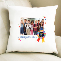Teacher Class Of - Cushion