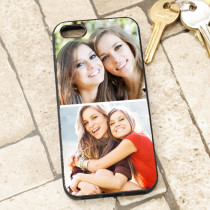 Two Photos - iPhone 5 Case
