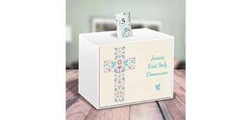 Personalised Gifts For Their First Holy Communion