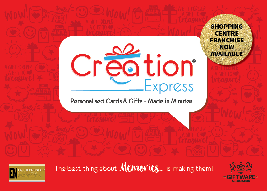 Become A Creation Express Franchisee