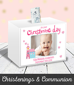 Christenings and Communions