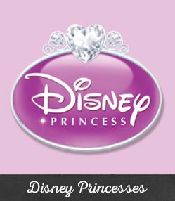 Personalised Disney Princess Gifts