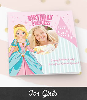 Cards For Girls
