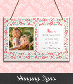 Hanging Plaques