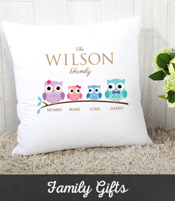 Personalised Gifts For Families