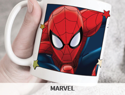 Personalised Marvel Gifts
