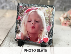 Personalised Photo Slates