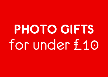 Photo Gifts Under £10