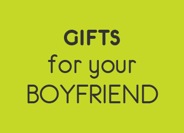 Personalised Gifts for Boyfriends